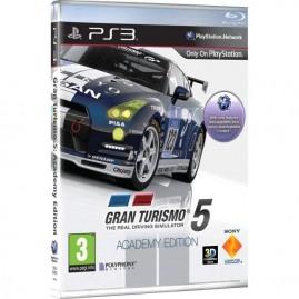 Gran Turismo 5 Academy Edition PL (używana)