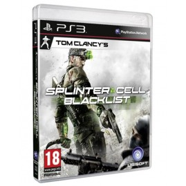 Tom Clancy's Splinter Cell: Blacklist (używana)