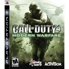 Call of Duty 4: Modern Warfare (używana)