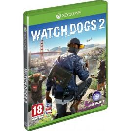 Watch Dogs 2 PL (używana)
