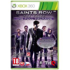 Saints Row III (używana)