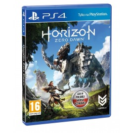 Horizon Zero Dawn PL (używana)