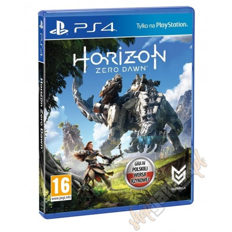 Horizon Zero Dawn (nowa)