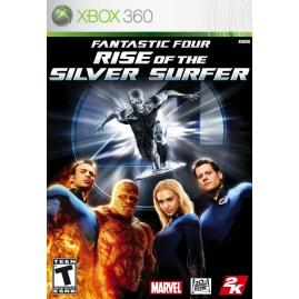 Fantastic 4: Rise of the Silver Surfer (używana)