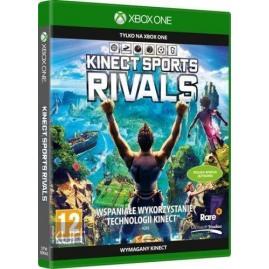 Kinect Sports Rivals PL (używana)