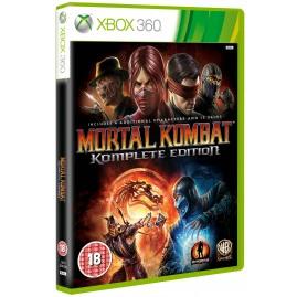 Mortal Kombat Komplete Edition (używana)