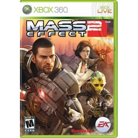 Mass Effect 2 (używana)