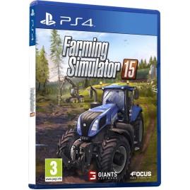 Farming Simulator 15 PL (używana)