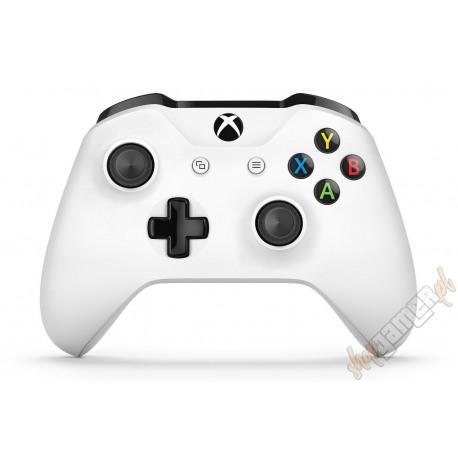 Gamepad Xbox One Wireless Controller S Biały (używany)