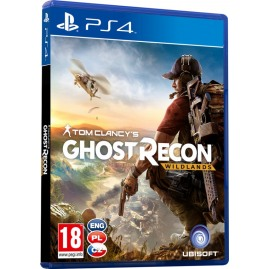 Tom Clancy's Ghost Recon: Wildlands PL (używana)