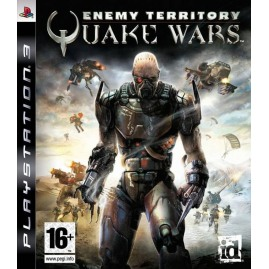 Enemy Territory: Quake Wars (używana)