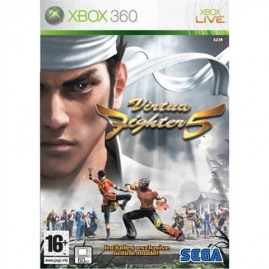 Virtua Fighter V (używana)