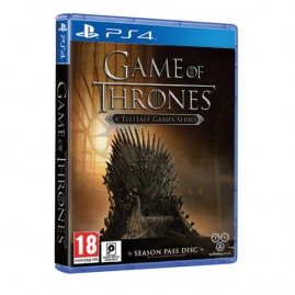 Game of Thrones: A Telltale Games Series (używana)