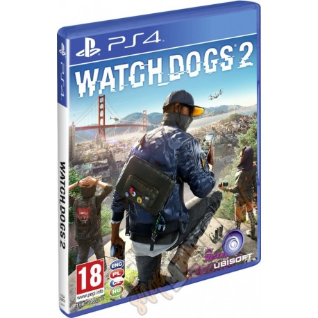 Watch Dogs 2 (używana)