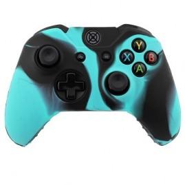 Etui silikonowe do Xbox One Niebiesko czarne (nowe)