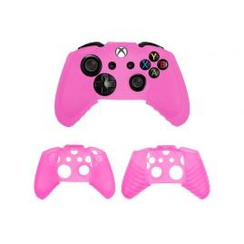 Etui silikonowe do Xbox One Różowe (nowe)