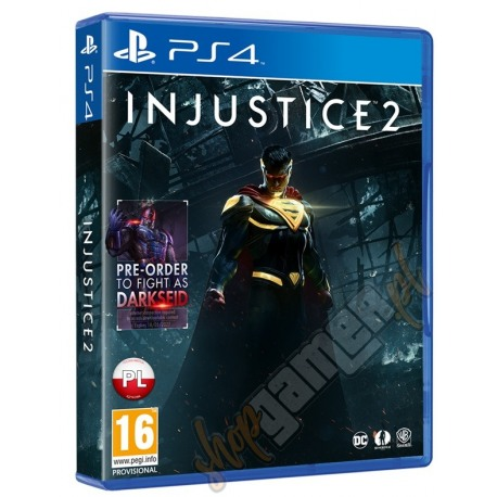 Injustice 2 (nowa)