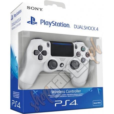 Dualshock 4 V2 Biały (nowy)