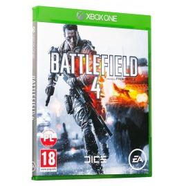 Battlefield 4 PL (używana)