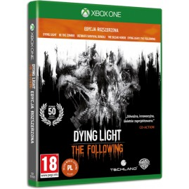 Dying Light: The Following PL (używana)