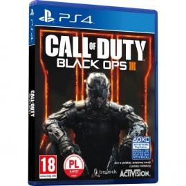 Call Of Duty Black Ops III PL (używana)