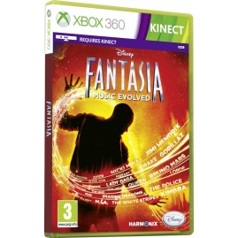 Disney Fantasia: Music Evolved (nowa)