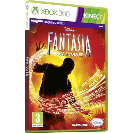 Disney Fantasia: Music Evolved (nowa)