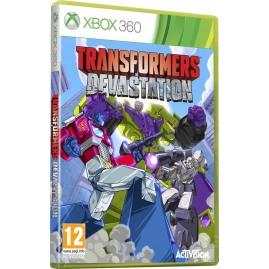 Transformers: Devastation (nowa)
