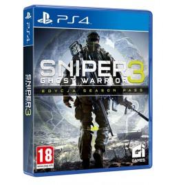 Sniper: Ghost Warrior 3 Edycja Season Pass PL (używana)