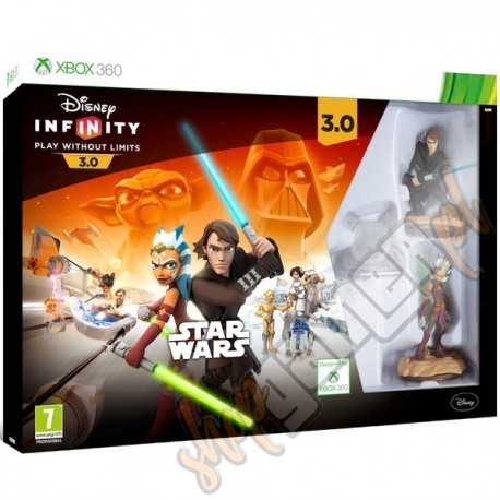 Disney Infinity 3.0 Star Wars Starter Pack (nowa)