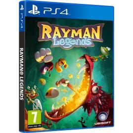 Rayman Legends PL (używana)