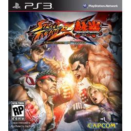 Street Fighter X Tekken (używana)