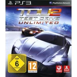 Test Drive Unlimited 2 (używana)