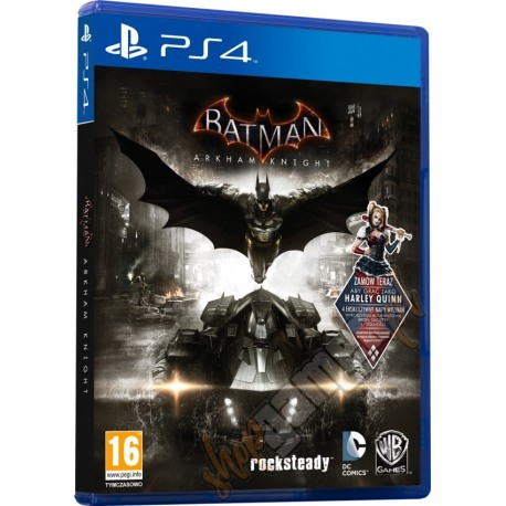 Batman: Arkham Knight (nowa)