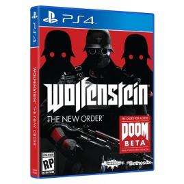 Wolfenstein: The New Order PL (używana)