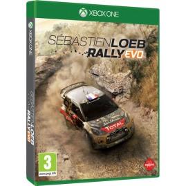 Sebastien Loeb Rally Evo PL (nowa)