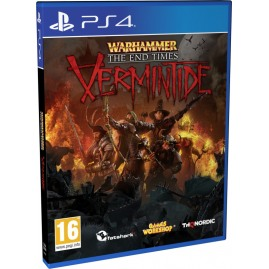 WARHAMMER: END TIMES - VERMINTIDE PL (nowa)