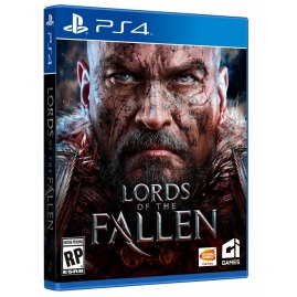 Lords of the Fallen PL (używana)