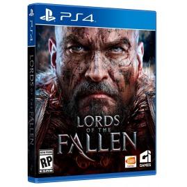 Lords of the Fallen PL (używana)