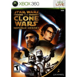 Star Wars: The Clone Wars - Republic Heroes (używana)