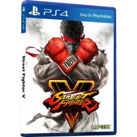 Street Fighter V PL (używana)
