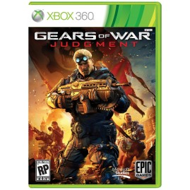 Gears of War: Judgment PL (używana)