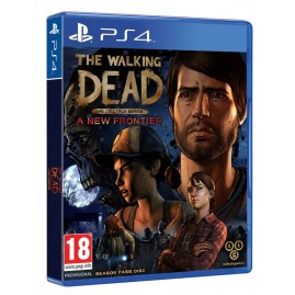 The Walking Dead The Telltale Series - A New Frontier (nowa)