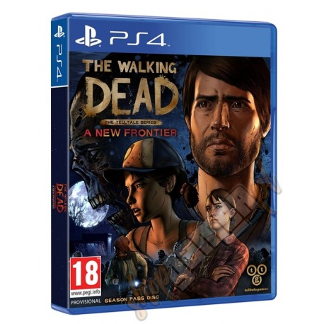 The Walking Dead The Telltale Series - A New Frontier (nowa)