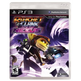 Ratchet & Clank: Into the Nexus PL (używana)
