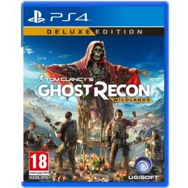 Tom Clancy's Ghost Recon: Wildlands Deluxe Edition PL (używana)