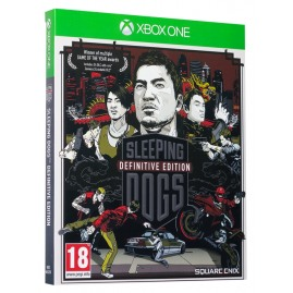 SLEEPING DOGS - DEFINITIVE EDITION PL (nowa)