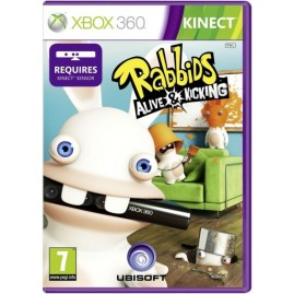 Raving Rabbids Alive and Kicking PL (używana)