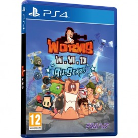 Worms W.M.D PL (używana)