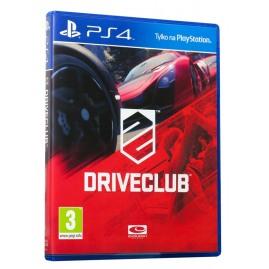 Driveclub PL (używana)